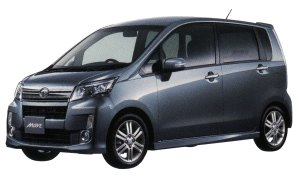"Daihatsu Move CUSTOM RS ""SA"" 2014 г."