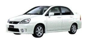 Suzuki Aerio 1.8 2006 г.