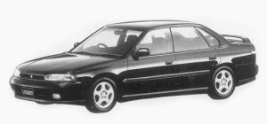 Subaru Legacy TOURING SPORT TS TYPE R 1993 г.