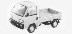 Honda Acty Truck SDX 1993 г.