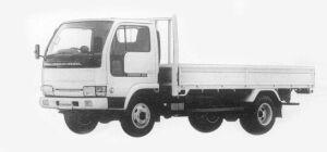 Nissan Diesel Condor 20 4WD LONG, HIGH FLOOR 1993 г.