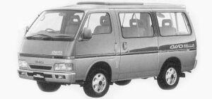 Isuzu Fargo WAGON 4WD LS 1993 г.