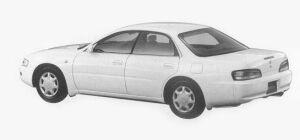 Toyota Corona Exiv 1.8TR 1993 г.