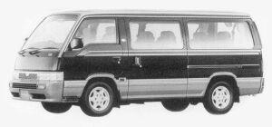 Nissan Caravan COATCH 2WD ROYAL GASOLINE 3000 1993 г.