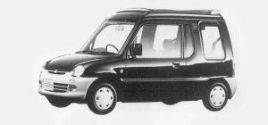Mitsubishi Minica R-C 1993 г.