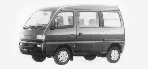 Suzuki Every JOY POP 1993 г.