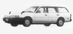 Mazda Capella CARGO 2000 DIESEL DX 1993 г.