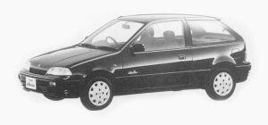 Suzuki Cultus 1300 ELLESE 1993 г.