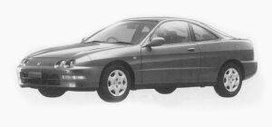 Honda Integra 3 Doors COUPE ZXi 1993 г.