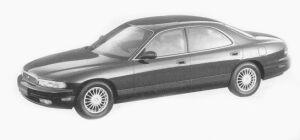 Mazda Sentia 30 LIMITED G 1993 г.