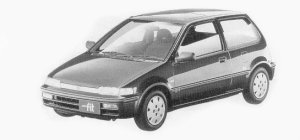Honda City CE 1993 г.