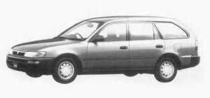 Toyota Sprinter VAN DIESEL EXTRA 2000 XL 1993 г.