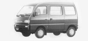Suzuki Carry VAN PD HIGH ROOF 1993 г.