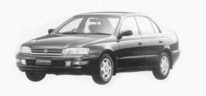 Toyota Corona SEDAN 2.0EX 1993 г.