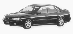 Subaru Legacy 4WD TOURING SPORT TS TYPE R 1993 г.