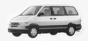 Nissan Largo RX-G 2WD DIESEL TURBO 1993 г.