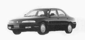Mazda Cronos 20 VS SELECTION 1993 г.