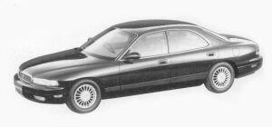 Mazda Sentia 25 LIMITED G 1993 г.