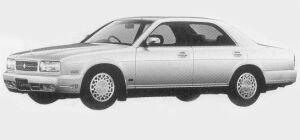 Nissan Cedric V30 TWINCAM TURBO VIP 1993 г.