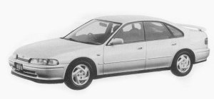 Honda Ascot Innova 2.3 Si-Z 1993 г.