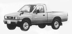 Isuzu Rodeo SUPER SINGLE CAB 1993 г.