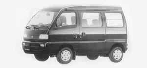 SUZUKI EVERY 1993 г.