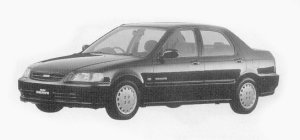 Isuzu Gemini G/G 1993 г.