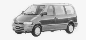 Nissan Vanette SERENA 2WD FX 2000 GASOLINE 1993 г.