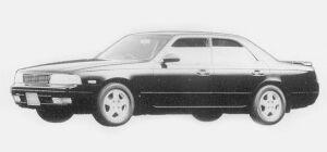 Nissan Laurel 20E S 1993 г.