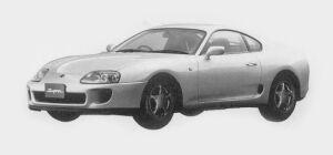 Toyota Supra GZ 1993 г.