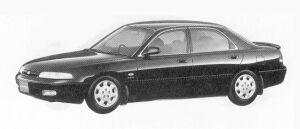 Mazda Cronos 25GRAN TURISMO X 1992 г.