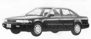 Nissan Maxima TYPE A 1992 г.