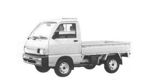 Daihatsu Hijet CLIMER 4WD 1992 г.