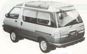 Toyota Liteace WAGON 2WD FXV 2000EFI SKY LIGHT ROOF 1992 г.