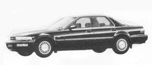 Honda Inspire 25XI 1992 г.
