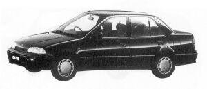 Suzuki Cultus ESTEAM 1500 1992 г.