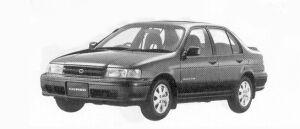 Toyota Corsa 4DOOR VIT-Z 1992 г.