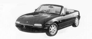 Mazda Eunos Roadster V SPECIAL 1992 г.