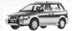 Mitsubishi RVR SPORT 1992 г.