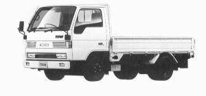Mazda Titan 1.5T 3L 1992 г.