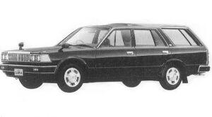 Nissan Gloria VAN 28D 6DX 1992 г.