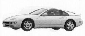 Nissan Fairlady Z 300ZX 1992 г.