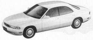 Mazda Efini MS-9 25 TYPE III 1992 г.
