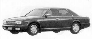 Nissan Cedric V30 TWIN CAM 1992 г.