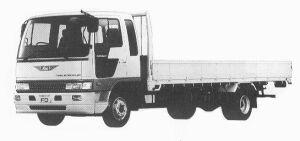 Hino Ranger CRUISING FD 4T 1992 г.