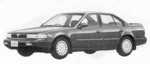 Nissan Maxima SE 1992 г.