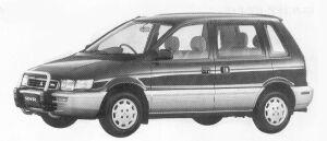 Mitsubishi RVR Z 4WD 1992 г.