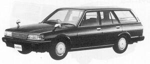 Toyota Mark II VAN 1800GL 1992 г.