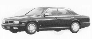 Nissan Gloria V30 TWIN CAM TURBO VIP 1992 г.