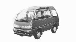 Daihatsu Atrai CRUISE 4WD 1992 г.